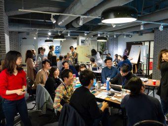 if design project第2期 DAY2-3講義+ワークショップを実施!